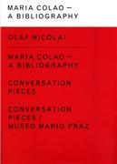 Maria Colao : A Bibliography / Conversation Pieces / Conversation Pieces/Museo Mario Praz