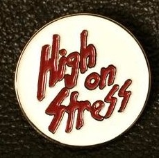 High On Stress Pin