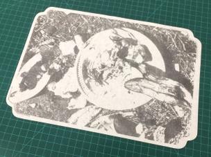 Picnic Garbage Placemat [Paper]