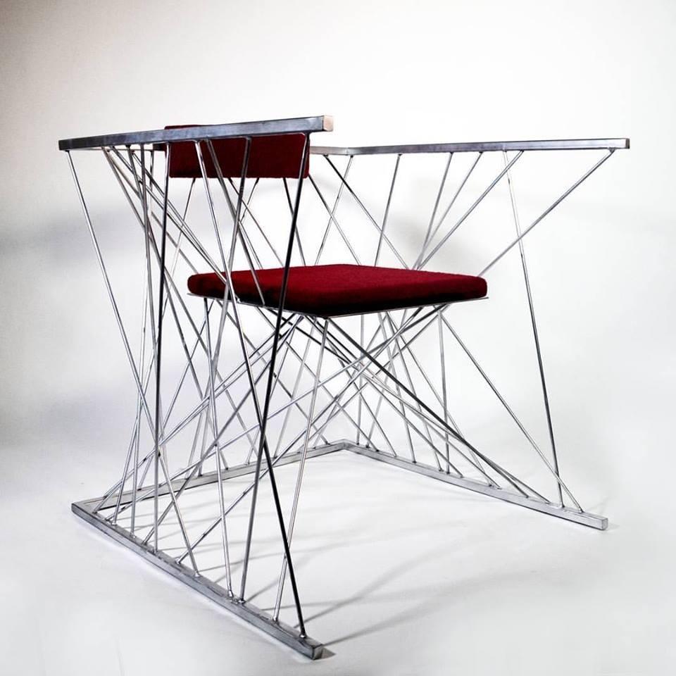 Chair by Kiana Hosseini