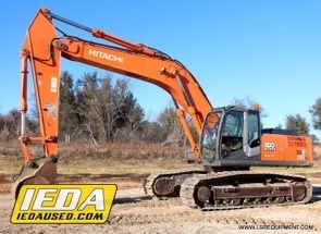 Used 2010 Hitachi ZX350 LC-3 For Sale