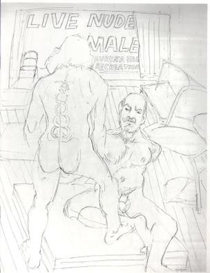 Live Nude Male
