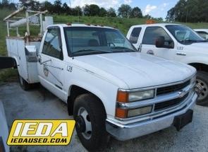 Used 1999 Chevrolet SILVERADO 3500 For Sale