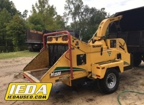 Used 2008 Vermeer BC1500 For Sale