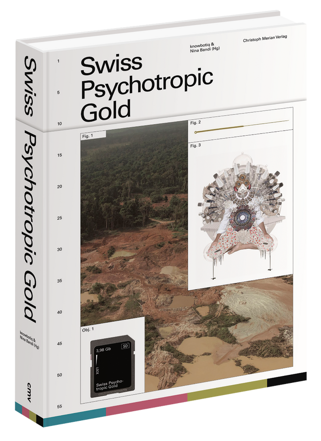Swiss Psychotropic Gold