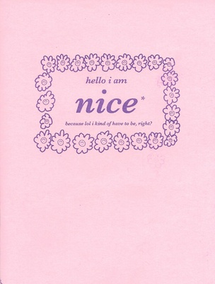 Hello I Am Nice