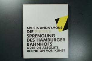 Die Fiktive Sprengung Des Hamburger Bahnhofs