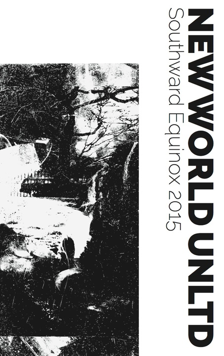 New World UNLTD issue #2 - Release event