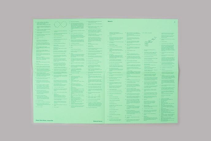 Peep-Hole Sheet thumbnail 5