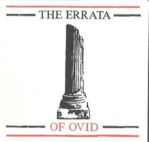Errata of Ovid