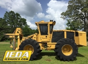Used 2014 Tigercat 720E For Sale