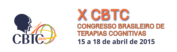 XI Congresso Brasileiro de Terapias Cognitivas - 2017