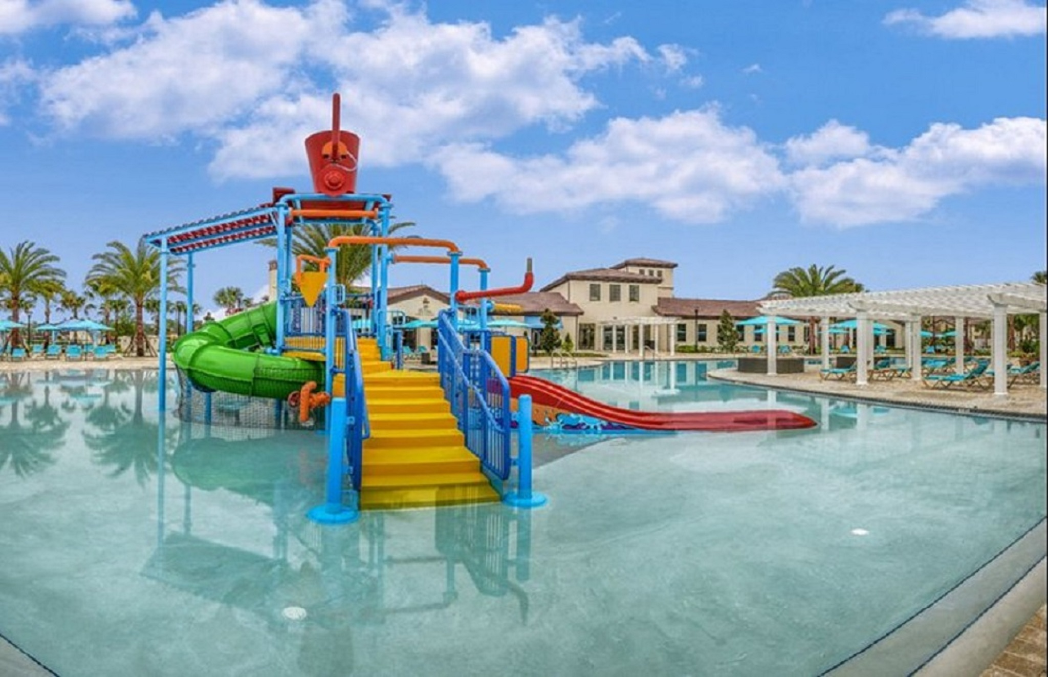 Apartment MODERN TOWNHOUSE IN CHAMPIONSGATE ORLANDO  10 MINUTES FROM DISNEY photo 24721112