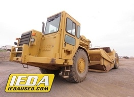 Used 1997 Caterpillar 621F For Sale