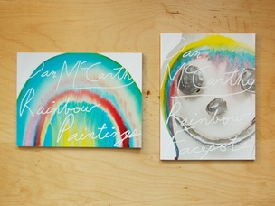 Rainbow Paintings & Rainbow Facepots