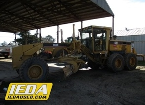 Used 2007 Caterpillar 140H VHP For Sale