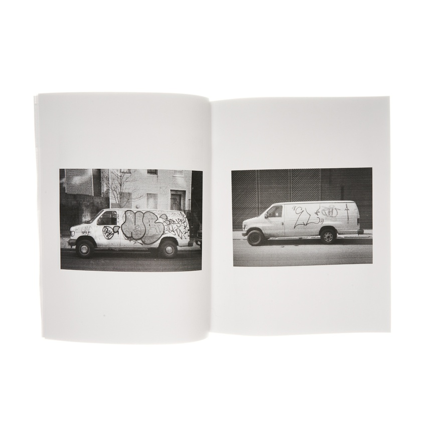 Photographs Of Tagged Delivery Vans  thumbnail 7