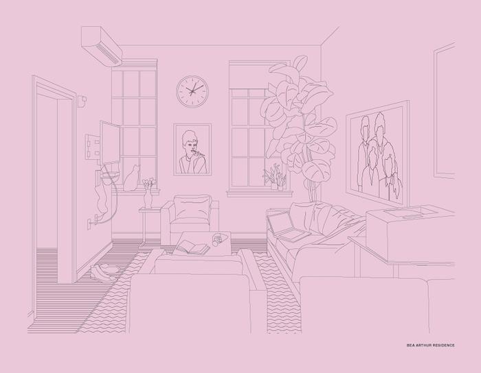 Bea Arthur Residence_3
