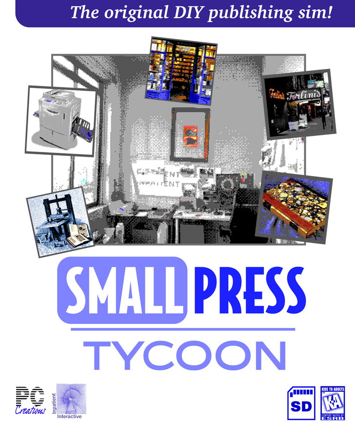 Small Press Tycoon
