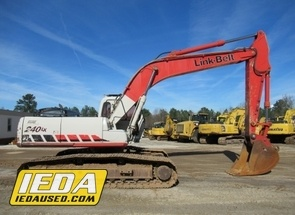 Used 2004 Link-Belt 240 LX For Sale
