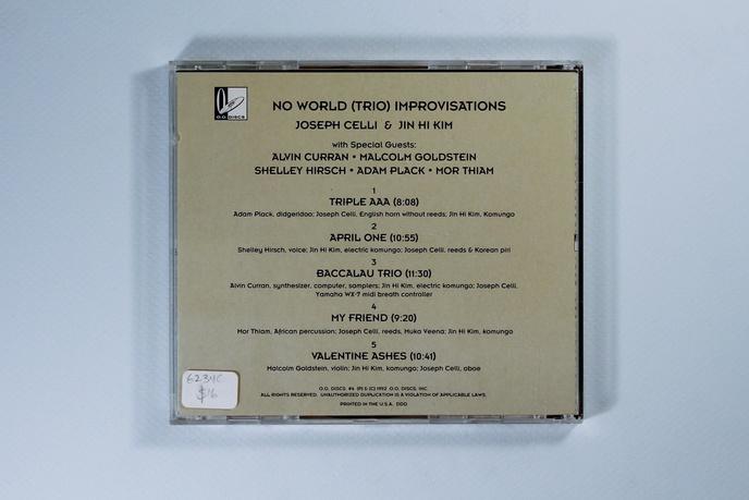 No World (Trio) Improvisations thumbnail 3