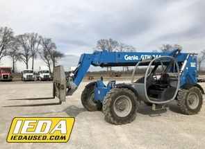 Used 2011 Genie GTH844 For Sale