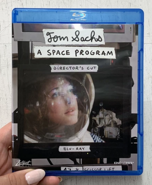A Space Program Blu-Ray