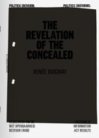The Revelation of the Concealed