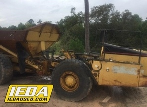 Used 2001 Caterpillar 725 For Sale