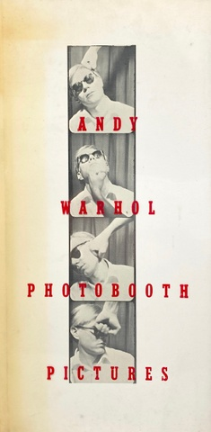 Andy Warhol Photobooth Pictures