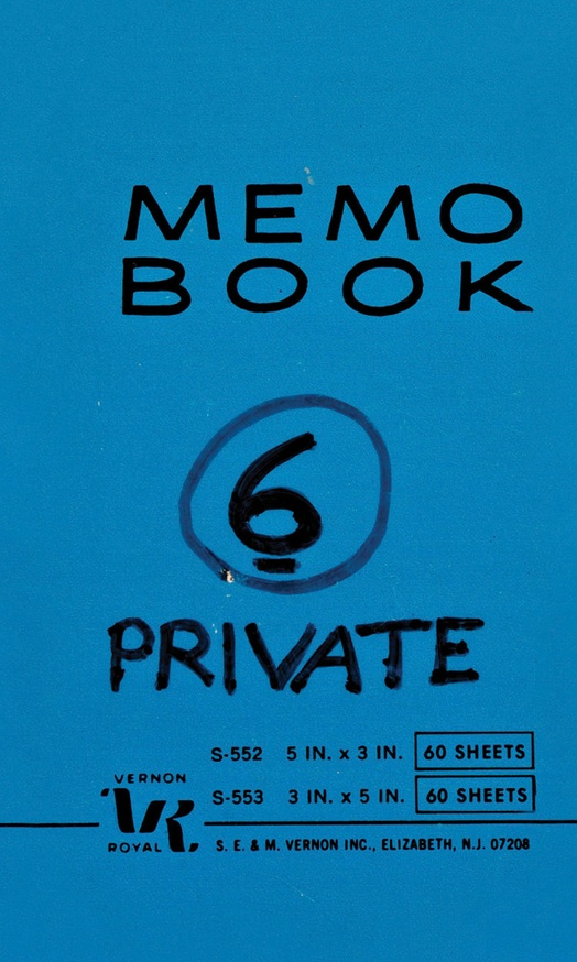 Private Book 6