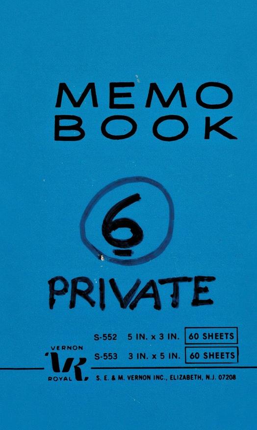 Private Book 6