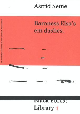Baroness Elsa's em dashes