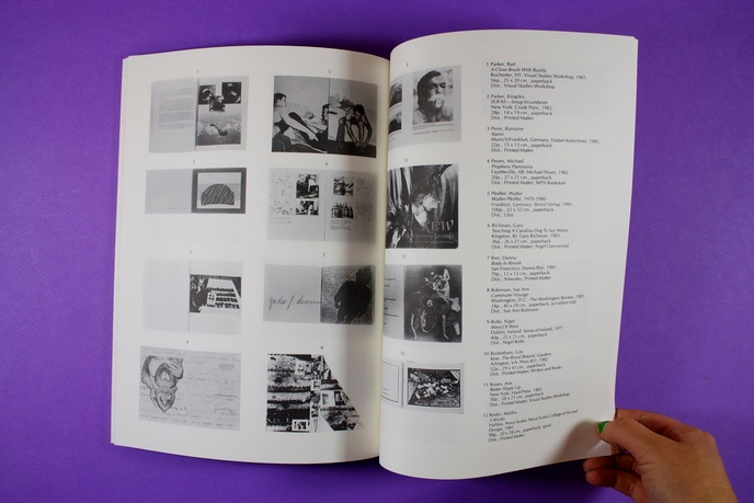 Offset :  A Survey of Artists' Books thumbnail 2
