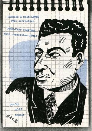 Dessins a Main Levée avec Correcteur: Free-hand Drawings