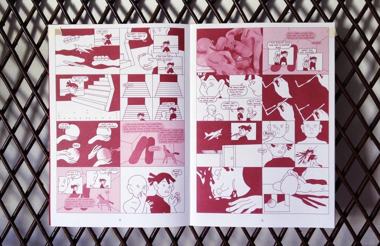 QCDA #2000: Comics for Wanderers thumbnail 3