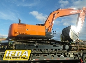 Used 2014 Hitachi ZX290 For Sale
