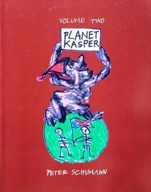 Planet Kasper, Volume Two