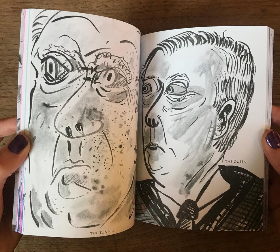Draw Him to Death: 110 Cartoons of Lindsey Graham thumbnail 2