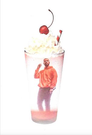 Drake Shake Postcard
