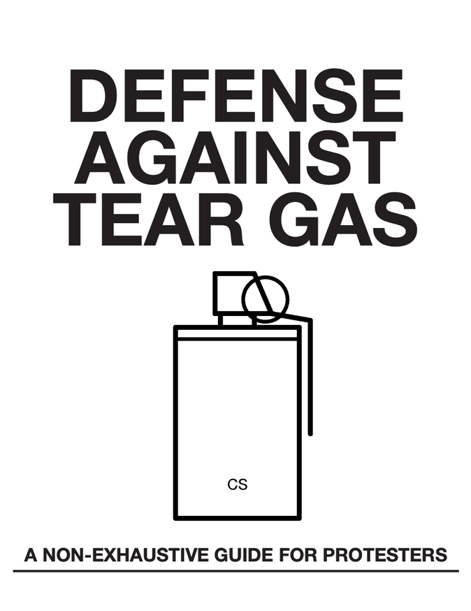 Defense Against Tear Gas