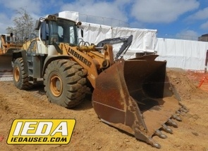 Used 2007 Liebherr L580 2PLUS2 For Sale