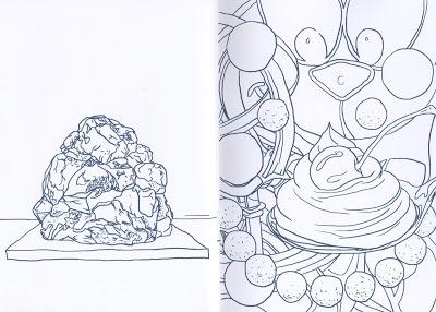Christian Gfeller - Jeff Koons Coloring Book - Printed Matter