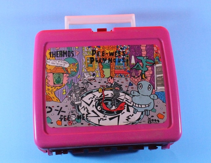 Pee-Wee Lunch Box