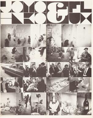 cc V TRE No. 9 : John & Yoko & Flux (1970)