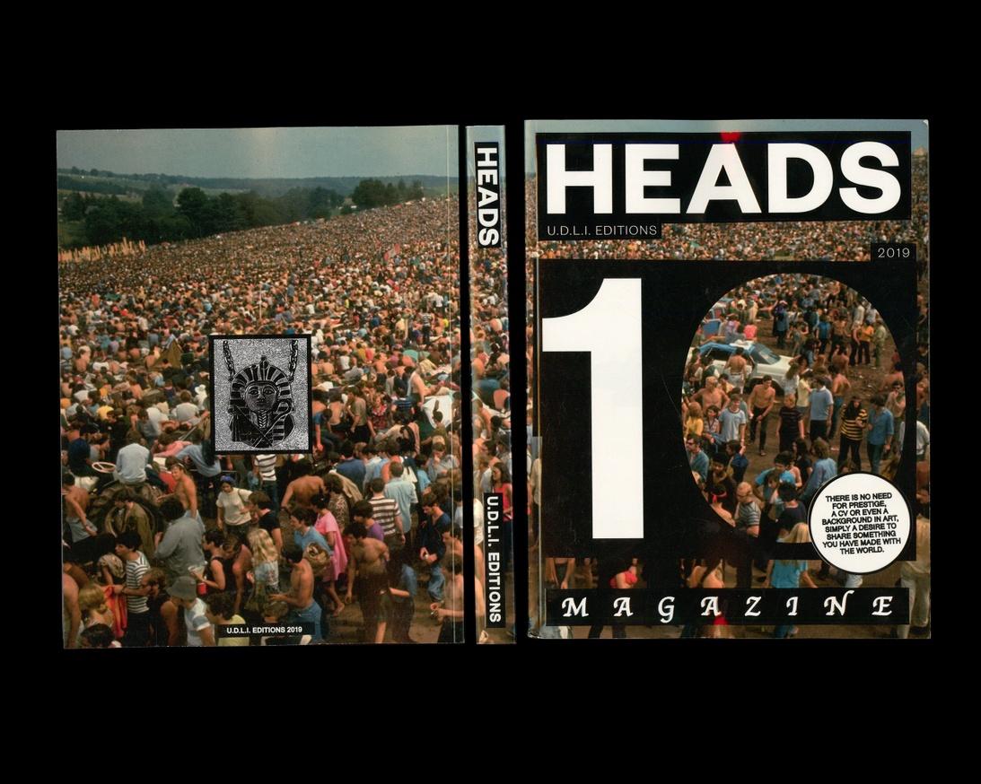 HEADS #10