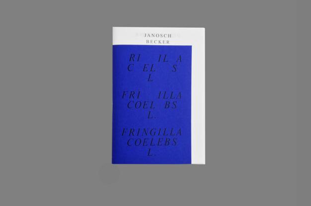 Fringilla Coelebs L.