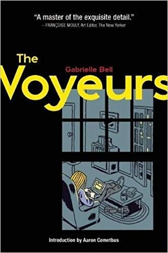 Adult Graphic Novels: The Voyeurs