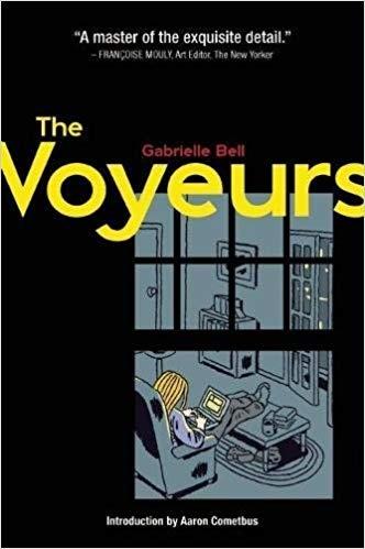 Adult Graphic Novels: The Voyeurs