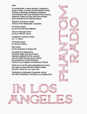 Phantom Radio in Los Angeles